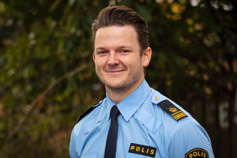 Porträtt Freddy Nilsson